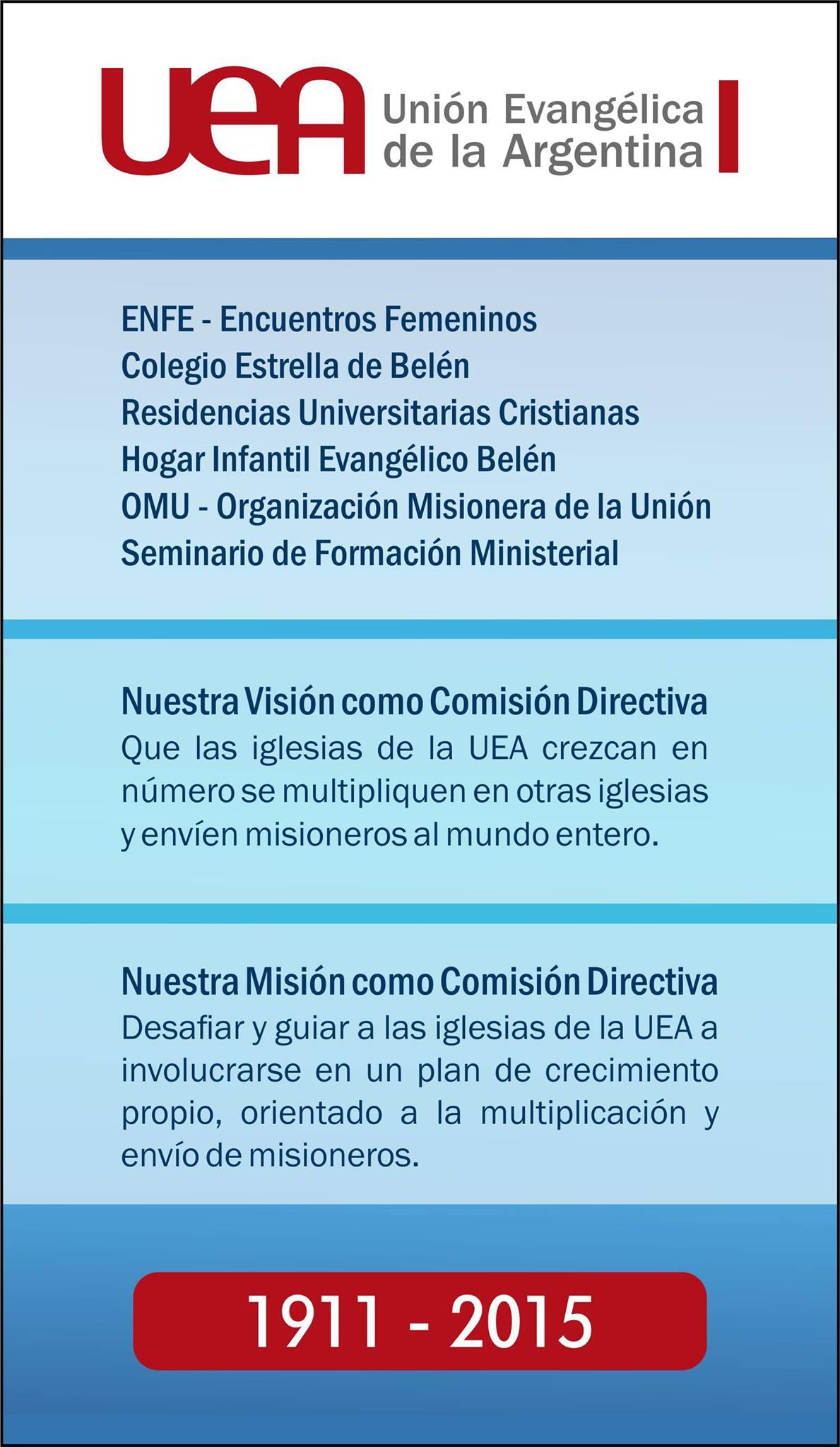 Visión - Misión